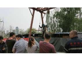 中铁十三局浑河隧道堵漏2