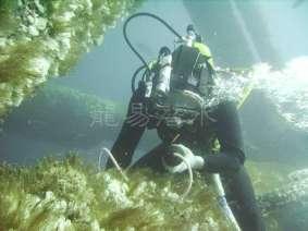 水下钢结构测厚