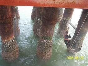 水面水工清理3